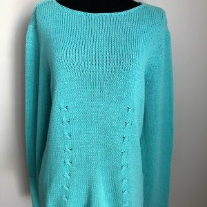 NWT Charter Club Sweater Large